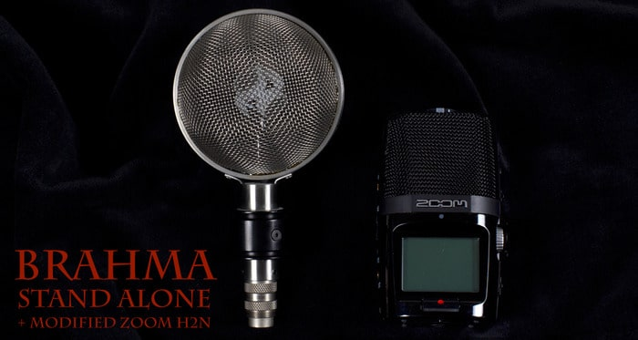 Brahma Affordable Ambisonics Microphone