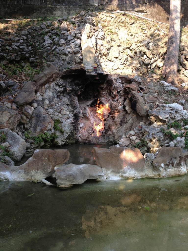 Fire Water Cave