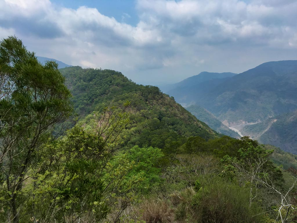 Mountain-river view - Laochijia 老七佳